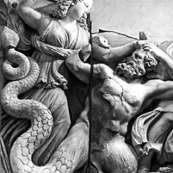 ужас на мифологии