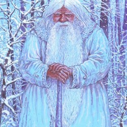 Картинки на тему бог зимы