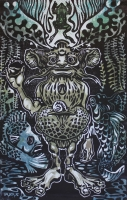 Водяник. Иллюстрация Кирилла Сидорова