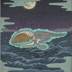 Бакэ-кудзира. Иллюстрация Мэтью Мэйера