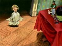 Игоша. Иллюстрация Ирины Железновой