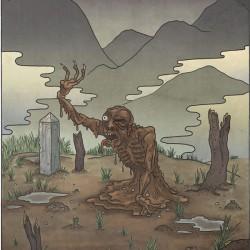 Доро-та-бо. Иллюстрация Мэтью Мэйера