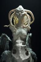 Медуза Горгона. Скульптура Эвелины Лесик (Ewelina Lesik)