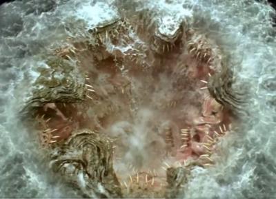 """Харибда, кадр из фильма А.Кончаловского """"Одиссей"""" (1997)"""