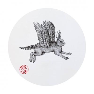 Сквадер. Рисунок Иман Джой Эль Шами-Мадер