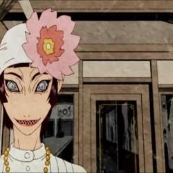 """Кайбё из аниме """"МоНоНоКэ"""". Арка """"Бакэнэко"""""""