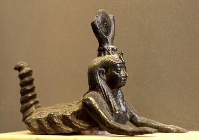 Бронзовая статуэтка Табитит-Селкет, VII-VI века до н.э.