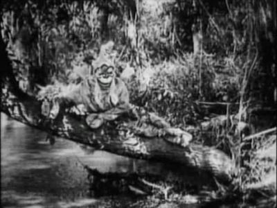 Одинокий Зуп (the Lonesome Zoop). Кадр из фильма «Лоскутушка из страны Оз» (The Patchwork Girl of Oz, 1914)