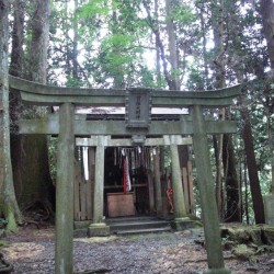 "Ворота храма ""Кубицука Даймёдзин"", Киото"