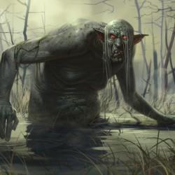 Болотник. Иллюстрация Степана Гилёва (Stepan Gilev)