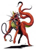 Гарм из Shin Megami Tensei: Imagine