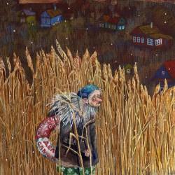 Шишига. Иллюстрация Ларисы Рябининой