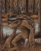 Каппа. Рисунок Джейми Снелла