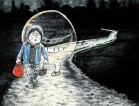 Бэтобэто-сан. Рисунок Шигеру Мизуки