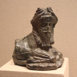 Алим — месопотамская скульптура