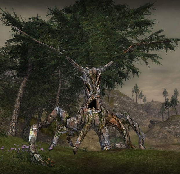 Хуорн из он-лайн игры The lord of the Ring Online