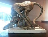 Сигбин. Скульптура Мишель Холанс Луа