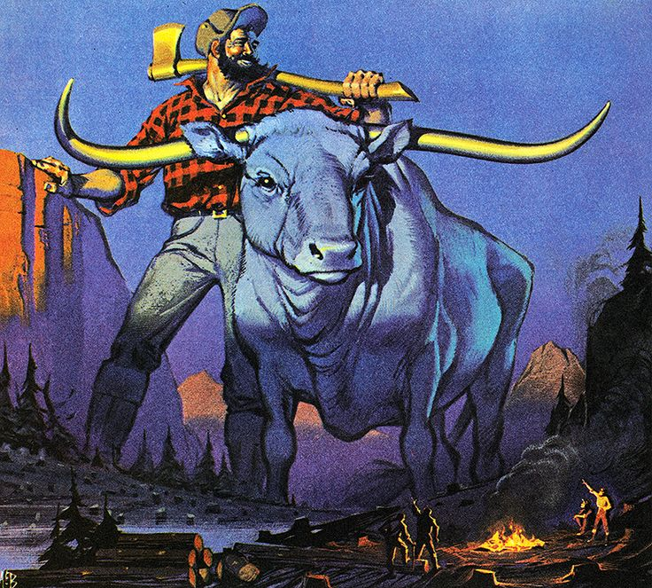 an analysis of pauls biggest adventure in the paul bunyan folklore An analysis of paul bunyan's character in american folklore paul bunyan, american folklore not sure what i'd do without @kibin - alfredo alvarez, student.