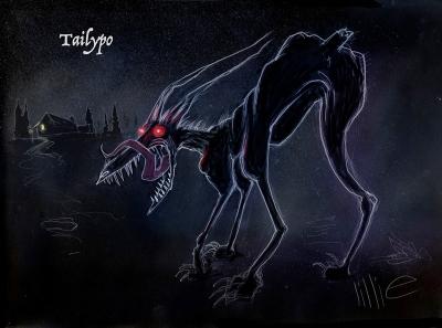 Тайлипо. Иллюстрация Стива Лилли