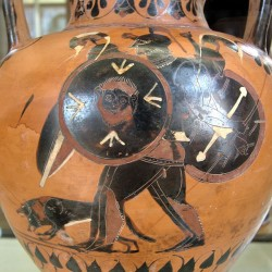 Герион и Орф. Чернофигурная керамика