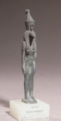 Статуэтка богини Нехбет. XXII династия