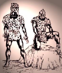Аниото — африканские люди-леопарды