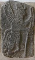 Анзуд. Табличка из Пергамского музея