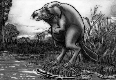 Бильдад. Иллюстрация Ричарда Свенссона