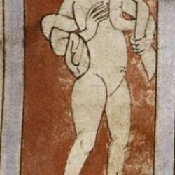 Панотии. Рукопись Бодлеянской библиотеки (MS. Bodley 614, fol. 043v.)