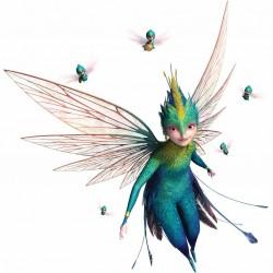 """Зубная фея. Концепт-арт к анимационному фильму """"Хранители снов"""" (2012)"""
