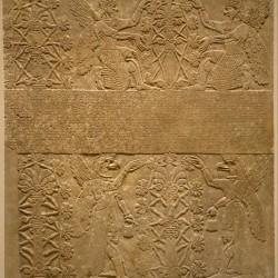 Ануннаки.Новоассирийский  Барельеф