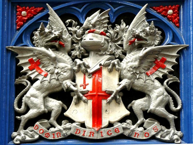 Эмблема арсенала лондон