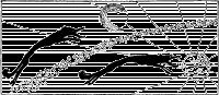 Сколль и Хати. Рисунок Вилли Погани