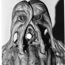 """Голова инопланетянина из фильма """"Я вышла замуж за монстра из космоса"""""""