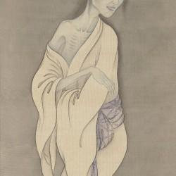 Юрэй. Автор рисунка Инагаки Рампо