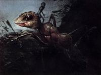 Воуви. Иллюстрация Роберта Ингпена
