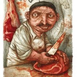 Тодорцы. Иллюстрация Ивицы Стевановича