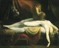 """""""Nightmare"""" (1781). Картина Генриха Фюссли"""