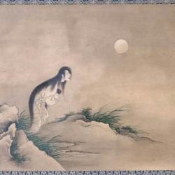 Убумэ. Автор рисунка Кацусика Хокусай