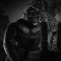 """Кадр из фильма """"Кинг-Конг"""" 1933 года"""
