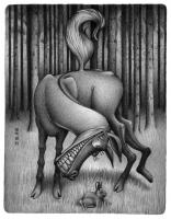 Люферланг. Рисунок Брайана Р. Уильямса, 2013 год