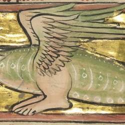 Серра. Рукопись музея Гетти в Лос-Анджелесе (MS. Ludwig XV 4, fol.73v.)