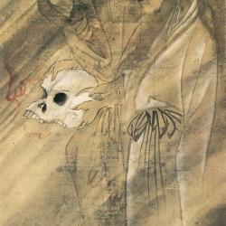Чета призраков. Автор рисунка Отай