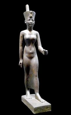 Статуэтка богини Нейт (664-332 годы до н.э.)