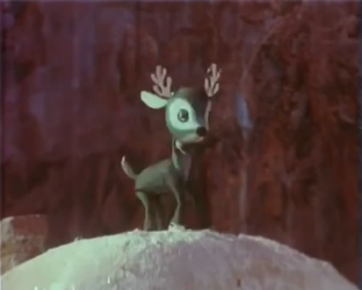 """Серебряное копытце. Кадр из мультфильма """"Подарёнка"""" (1978)"""