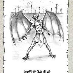 Rakshas. Карточка из игры «Заклятие черного мага»