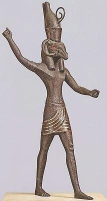 Статуетка Сет-Амона