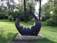 Стуршёудьюрет. Скульптурная композиция в Эстерсунде