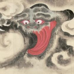 Акасита. Рисунок Саваки Сууси (Sawaki Suushi)