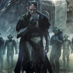 "Темные эльфы на постере фильма ""Тор 2: Царство тьмы"""